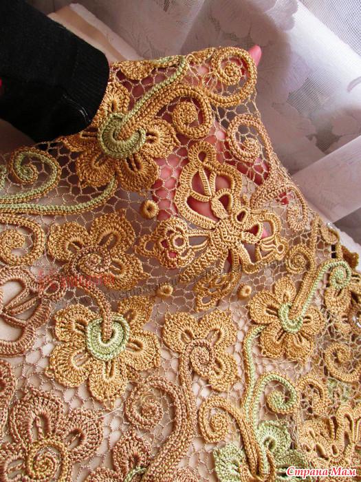爱尔兰礼服裙(56) - 荷塘秀色 - 茶之韵
