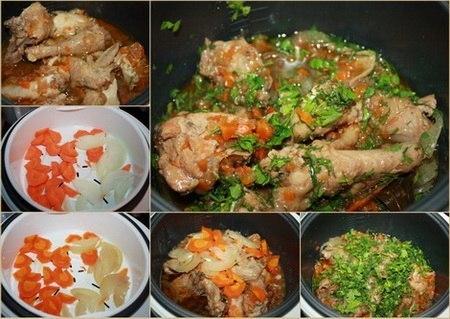 Курица в мультиварке - лучшие рецепты (450x319, 48Kb)