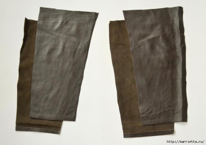 Переделка одежды. Замена рукавов пуловера (4) (660x466, 82Kb)