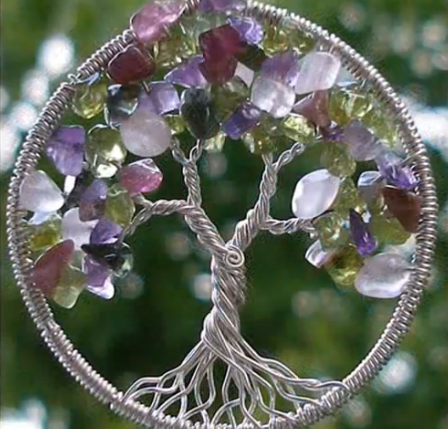 Сделать дерево жизни своими руками