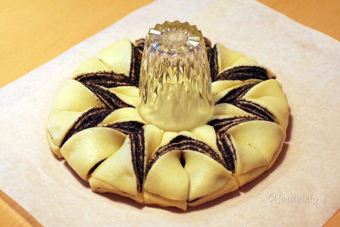 Вкусная выпечка. Маковый торт и маковый пирог (11) (700x466, 354Kb)