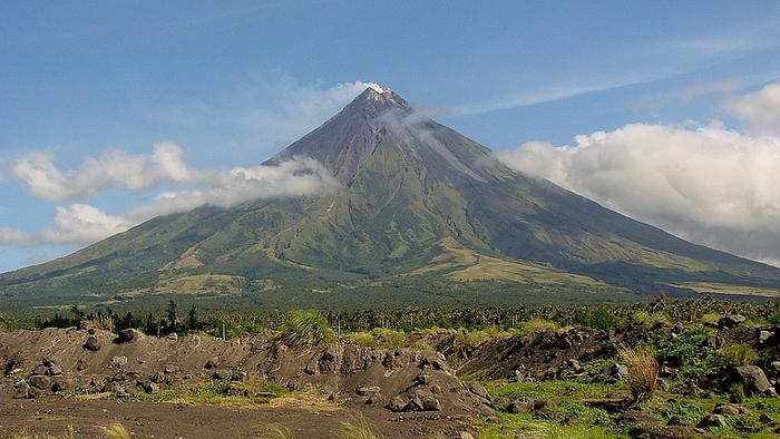 вулкан Майон фото 6 (700x394, 366Kb)