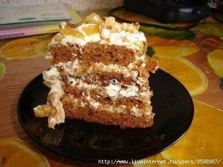 Торт самое интересное в блогах