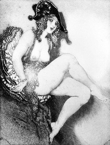 Норман Линдсей (Norman Lindsay), 1879-1969 18+++ 6df936 (457x600, 215Kb)