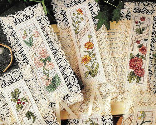 Закладка для книг своими руками из ткани