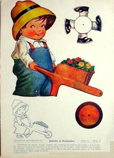 Как сделать куклу что бы она двигалась