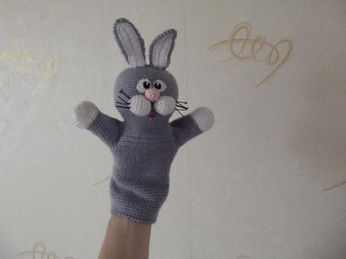 Как сделать перчаточную куклу в домашних условиях фото
