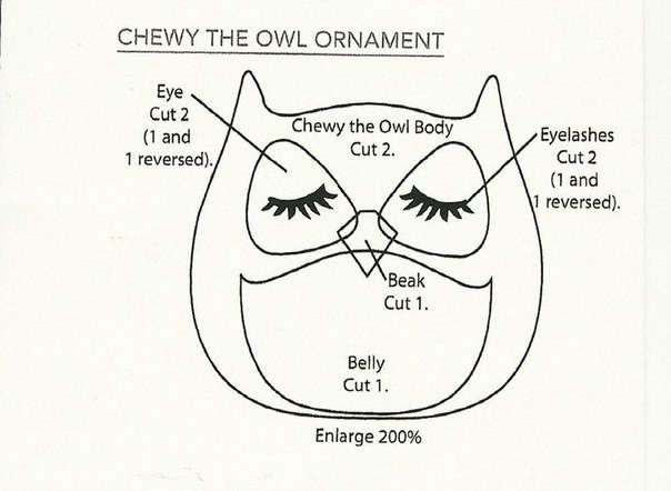 Creative-Ideas-DIY-Cute-Fabric-Owl-Ornaments-with-Free-Pattern-8 (604x442, 118Kb)