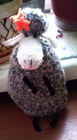 Как сшить овечку, символ 2015 года