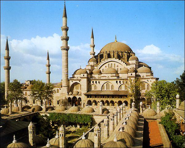 Рисунки мечети