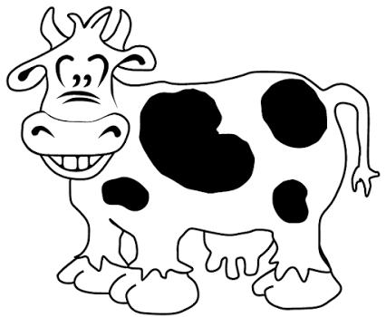 корова (426x350, 50Kb)