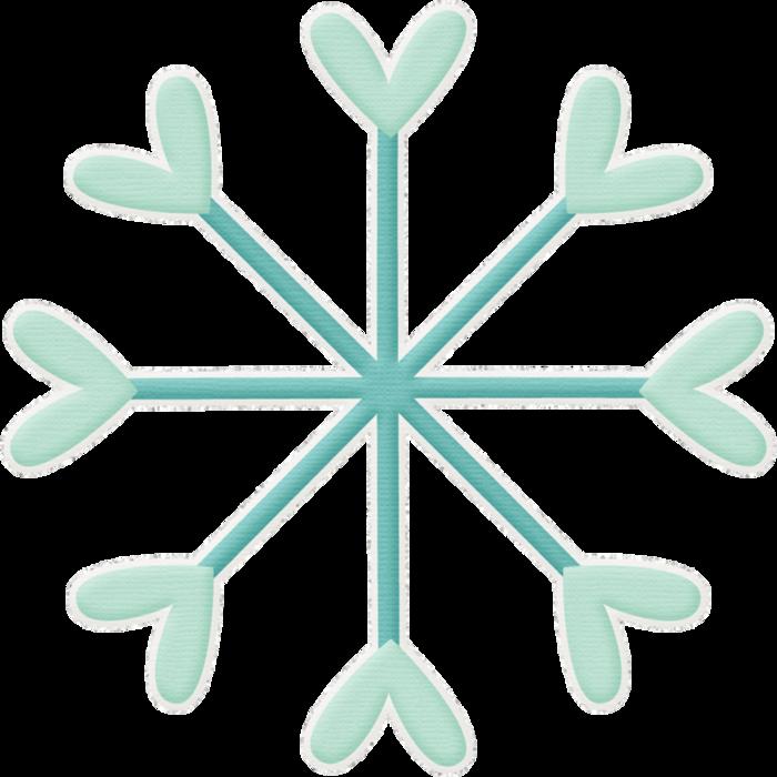 !_heavenly_snowflake 8 (700x700, 328Kb)