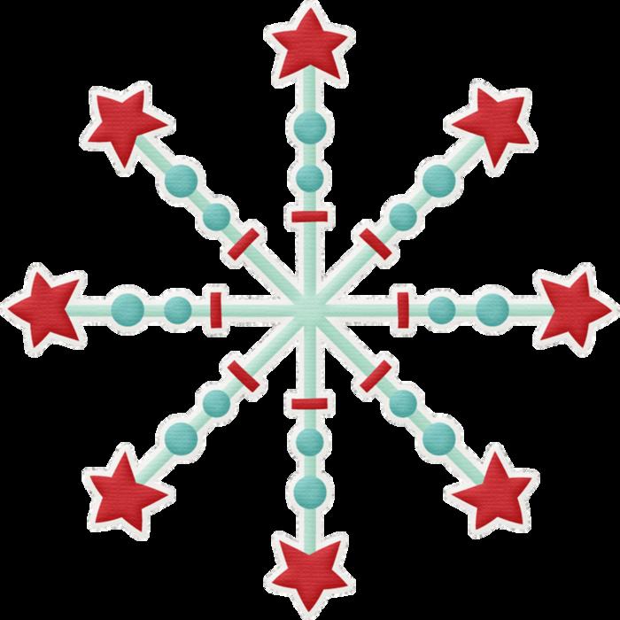 !_heavenly_snowflake 5 (700x700, 299Kb)