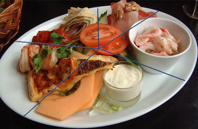 составить питание для похудения онлайн