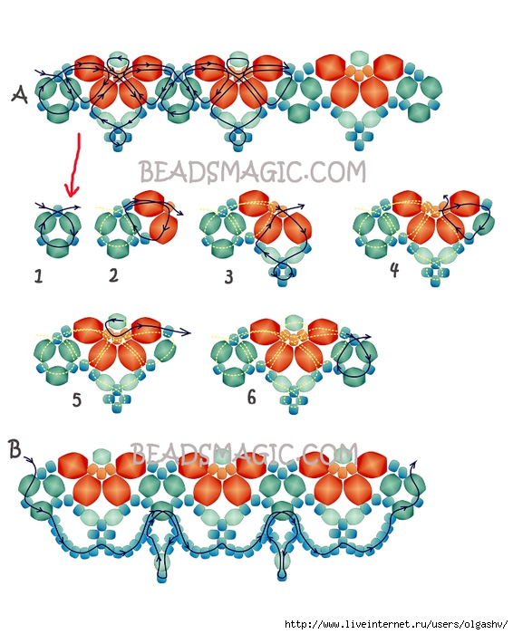 free-beading-tutorial-necklace-27 (566x700, 248Kb)