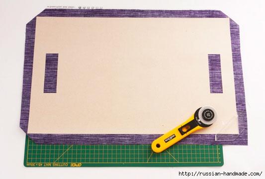 Сумочка из картона. Мастер-класс и видео (3) (533x361, 83Kb)