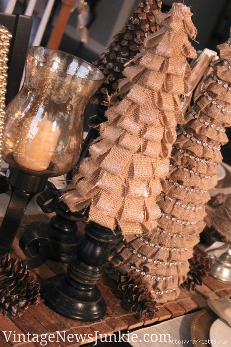 Новогодние елки из мешковины (12) (466x700, 338Kb)