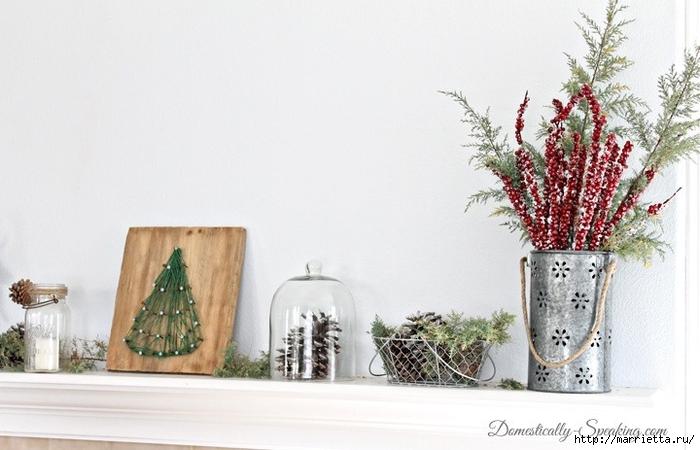 Рождественские олени из мешковины (4) (700x450, 205Kb)