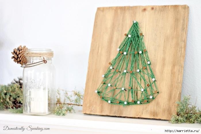 Рождественские олени из мешковины (8) (700x466, 203Kb)