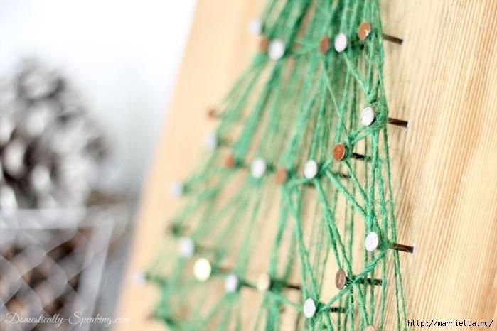 Рождественские олени из мешковины (33) (700x466, 208Kb)