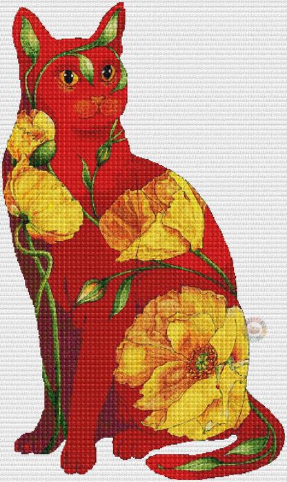 Poppy Cat (416x700, 442Kb)