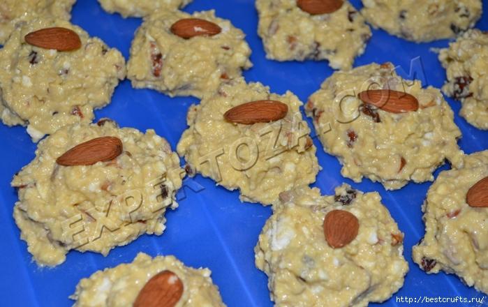 Очень вкусный рецепт творожного печенья с орехами и семечками (25) (700x440, 262Kb)