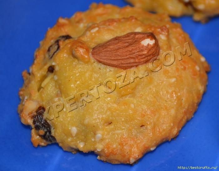 Очень вкусный рецепт творожного печенья с орехами и семечками (29) (700x547, 256Kb)
