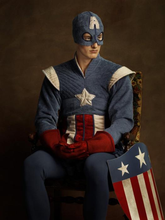 фото супер героев Саша Голдбергер 5 (525x700, 234Kb)