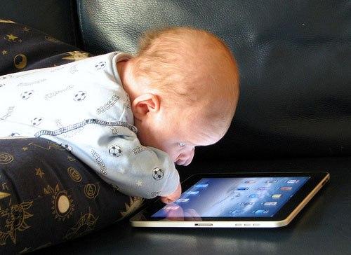 Как все-таки быстро развиваются нынешние дети!