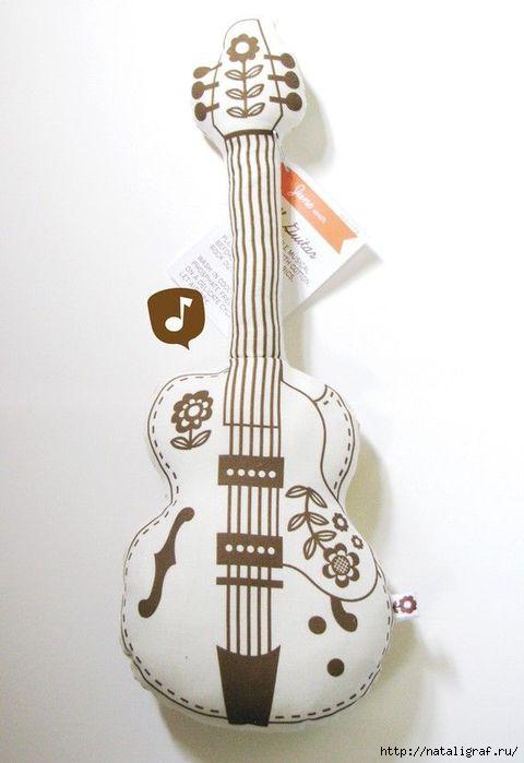 На гитарную тему. Обсуждение на LiveInternet - Российский ...: http://nataligraf.ru/post344318836/