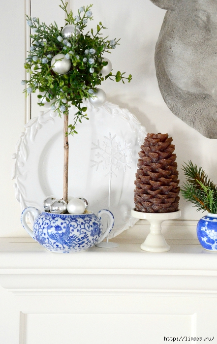 BLUE-AND-WHITE-CHRISTMAS-TOPIARY-stonegableblog (441x700, 242Kb)
