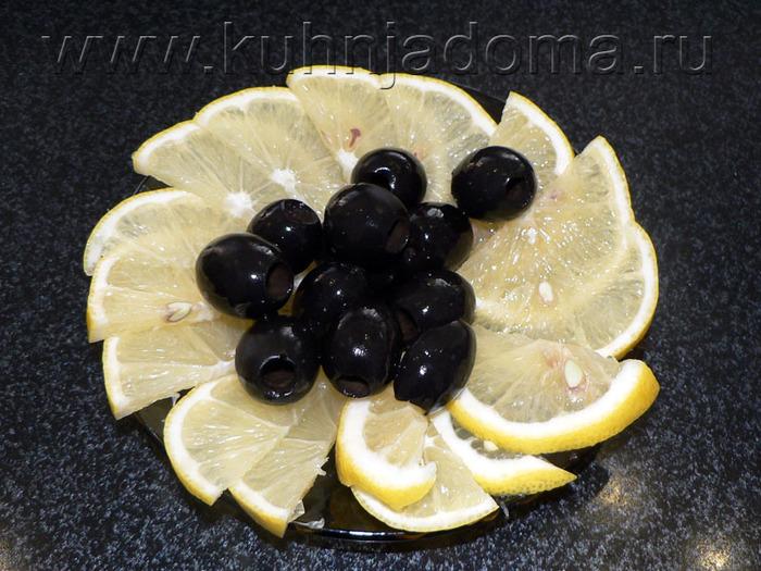 Фотографии закуски из лимона