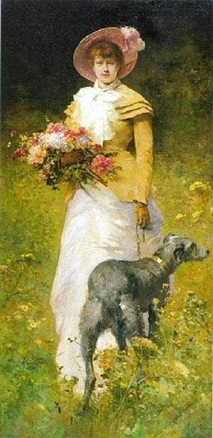Women-in-painting-Ferdinand-Heilbuth-figurative-painting-French-painter-of-19-century (6) (300x617, 84Kb)