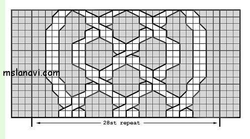 рельефный-узор-спицами-18-схема (507x282, 91Kb)