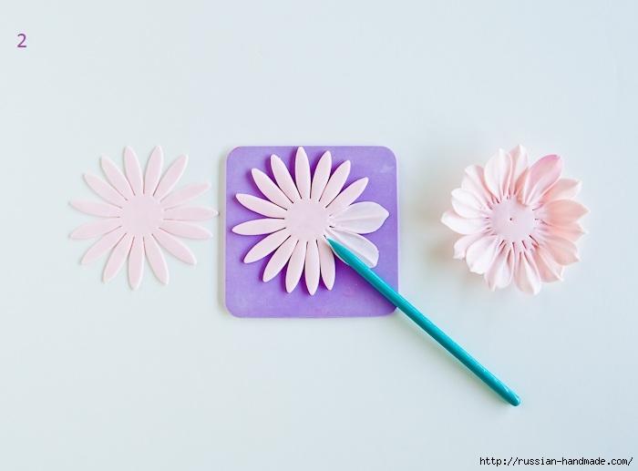 Георгины. Лепка для торта из сахарной мастики (2) (700x517, 114Kb)