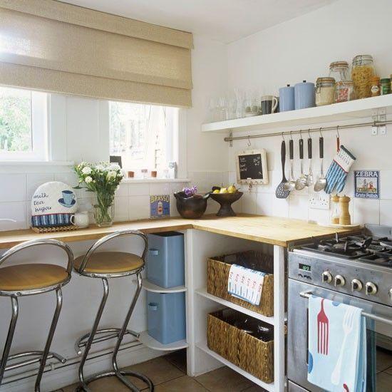 Как обустроить узкую кухню - 35 примеров и эффективных идей (2) (550x550, 211Kb)