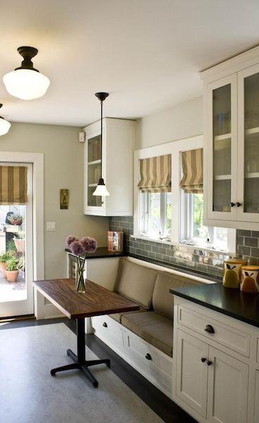 Как обустроить узкую кухню - 35 примеров и эффективных идей (4) (368x600, 132Kb)