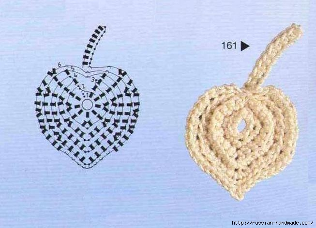 схемы листиков крючком (74) (653x470, 141Kb)