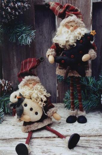 Papai Noel pernas finas (340x512, 156Kb)