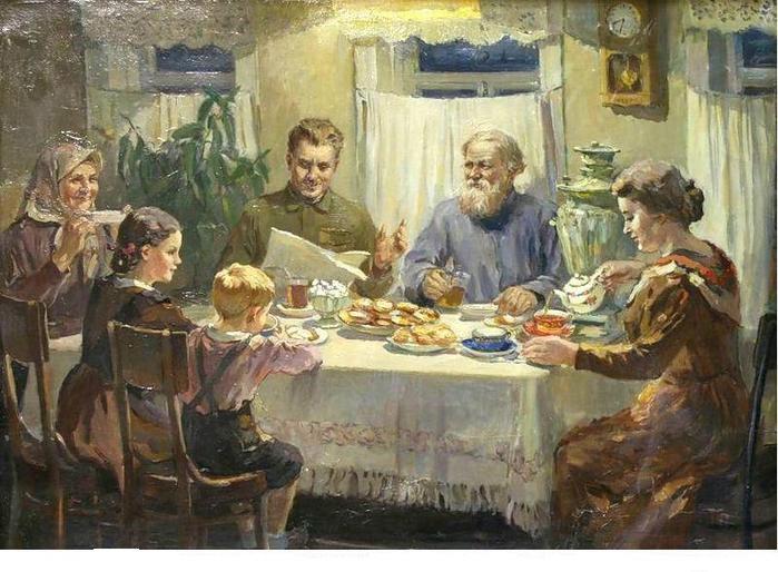 семейные традиции (700x514, 71Kb)