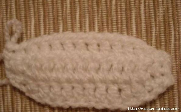 Вязание забавных снеговиков крючком (4) (595x367, 97Kb)