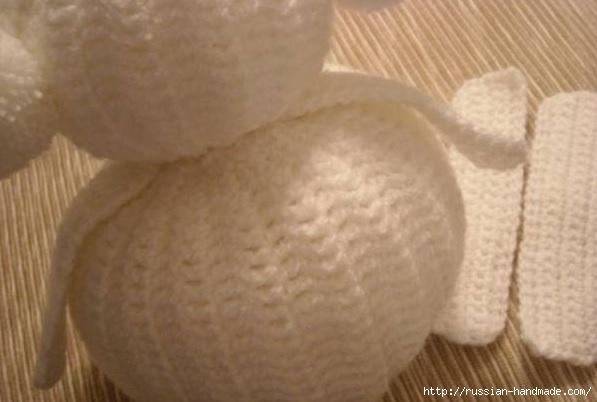Вязание забавных снеговиков крючком (14) (597x402, 99Kb)