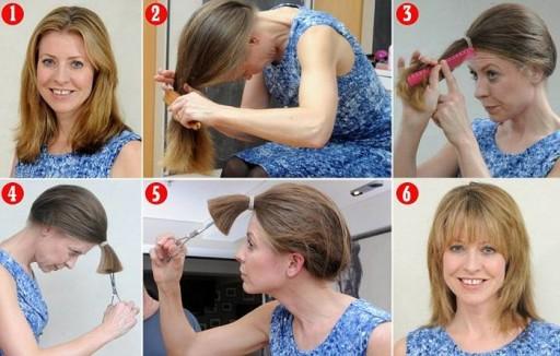 Как сделать самому стринги