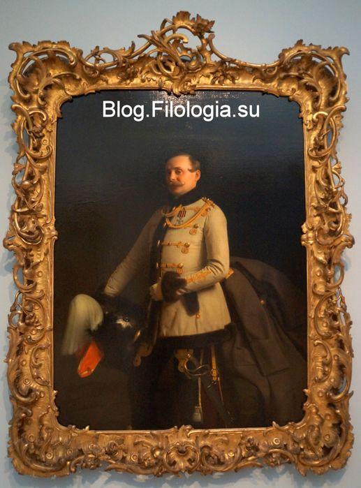 Зарянко. Портрет поручика Пономарева. (517x699, 64Kb)
