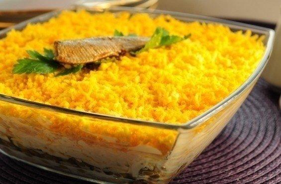 салат со шпротами (565x370, 47Kb)