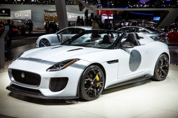 Jaguar F-Type Convertible (575x383, 180Kb)