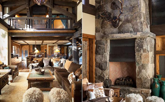 красивый деревянный дом 5 (700x435, 314Kb)