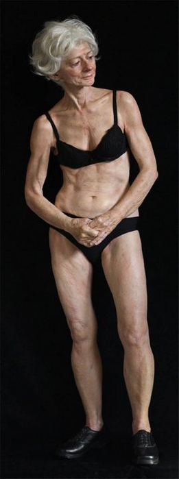 реалистичные скульптуры Марк Сиян 10 (261x700, 117Kb)