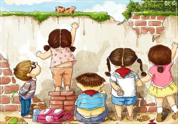 Игры, развивающие нравственные качества детей. (600x417, 78Kb)