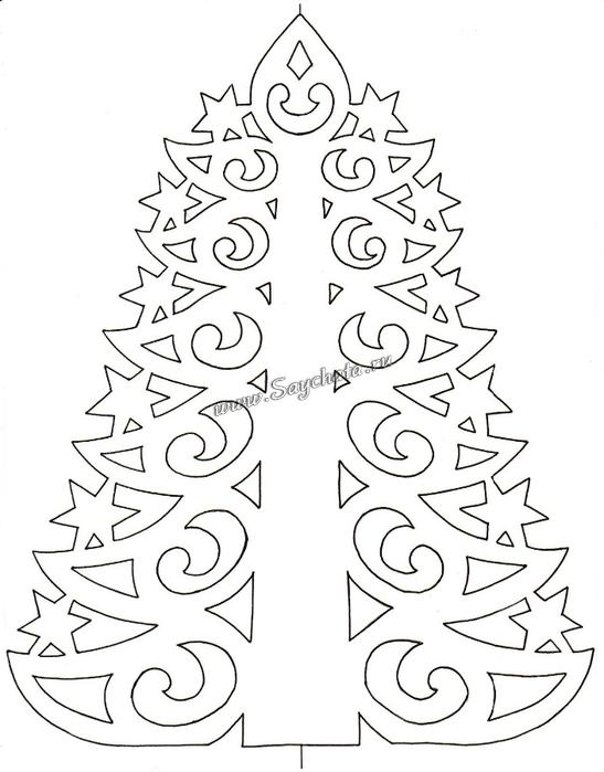 Новогоднее украшение окон своими руками шаблоны 2016